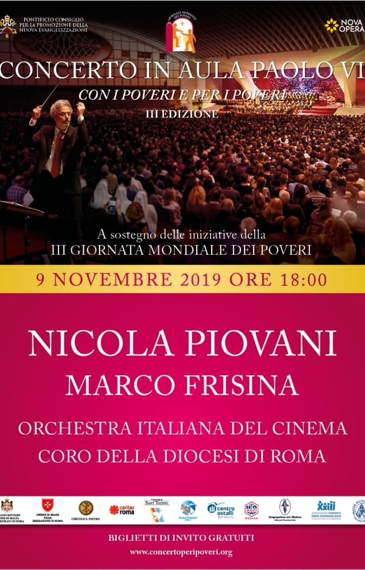 Concerto 09 Novembre